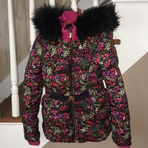 Gorgeous juicy couture winter jacket
